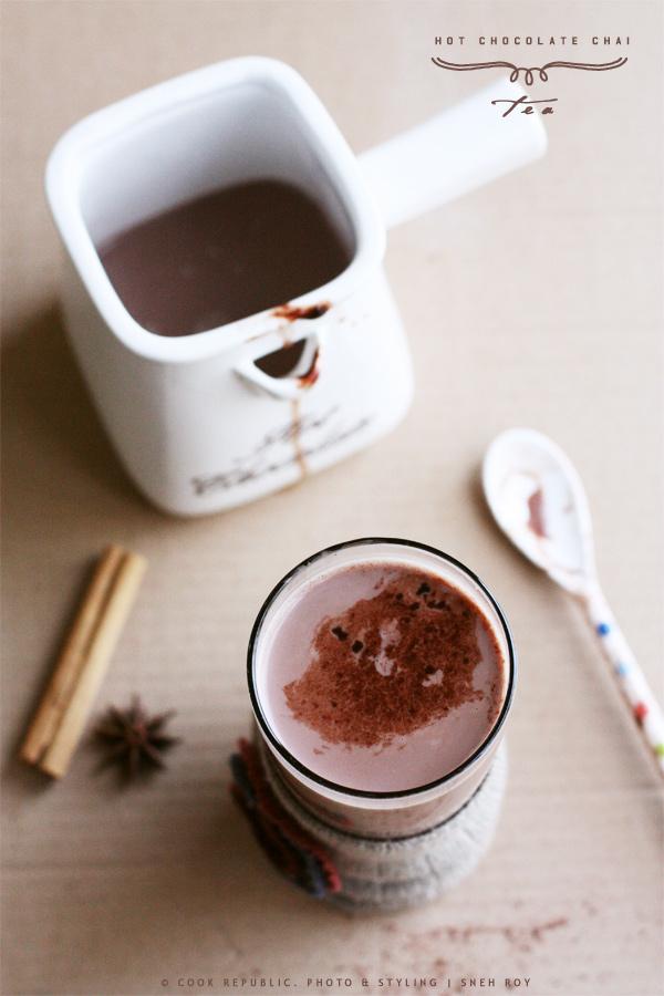 Chai Hot Chocolate Recipe — Dishmaps