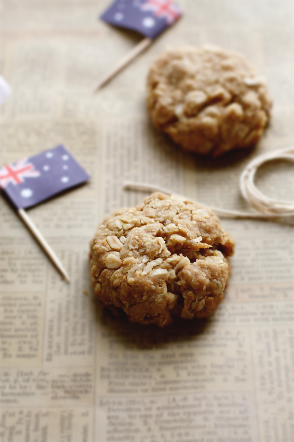 Anzac Cookies – Cook Republic